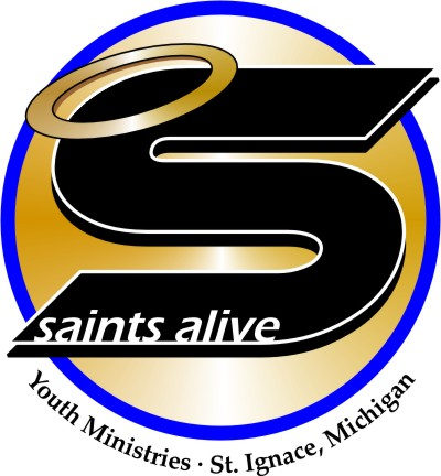 Saints Alive Youth Logo